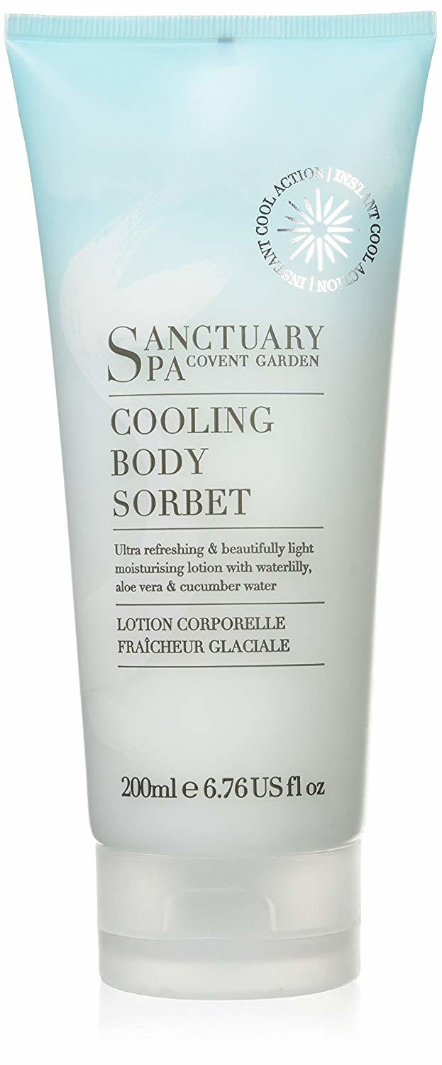 Cooling Body Sorbet