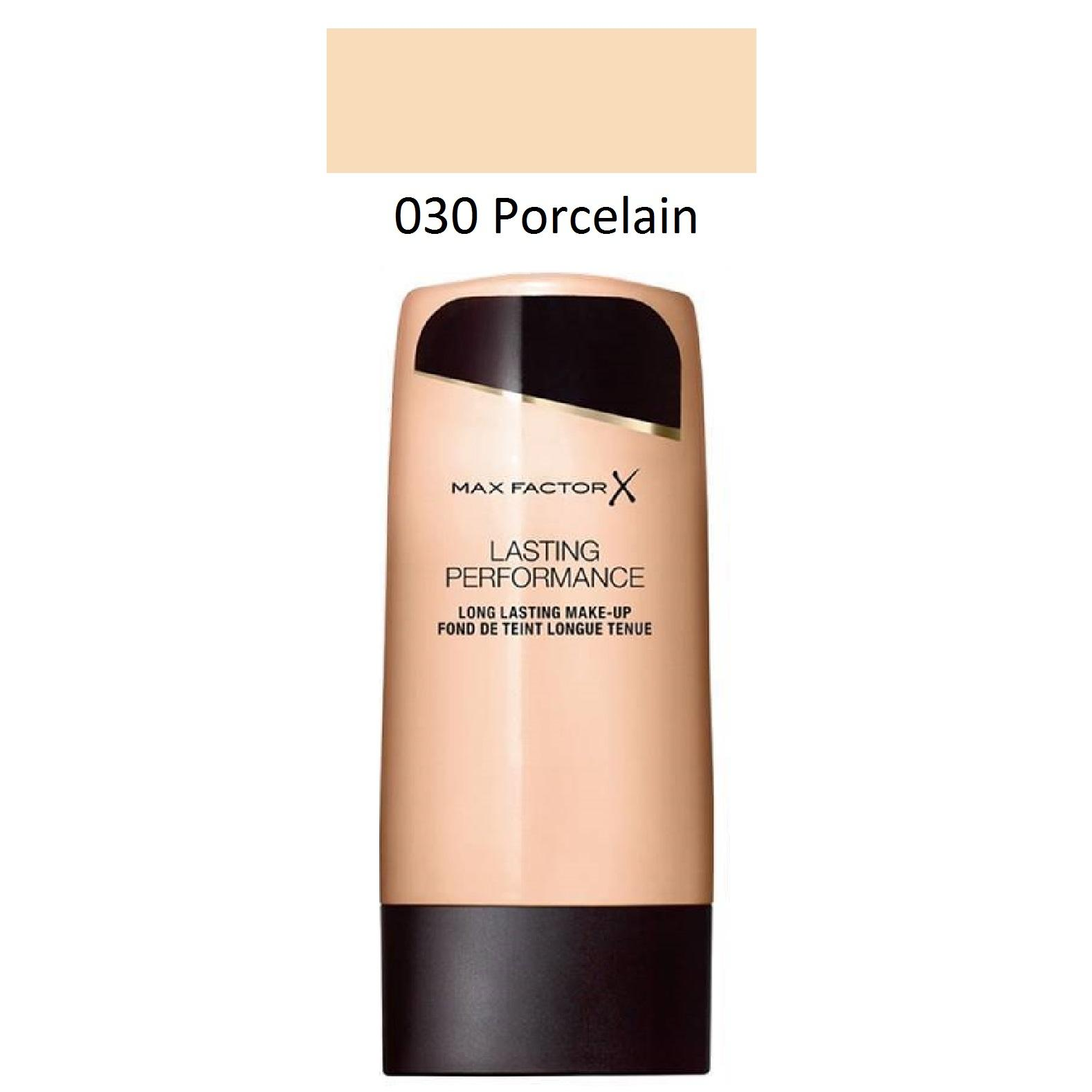 Max Factor Lasting Performance Foundation 030 Porcelain