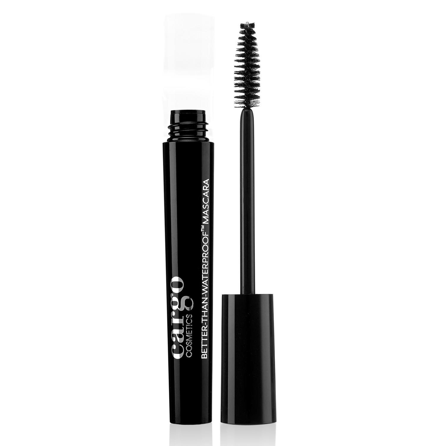 Cargo Cosmetics Black Better-Than-Waterproof Mascara