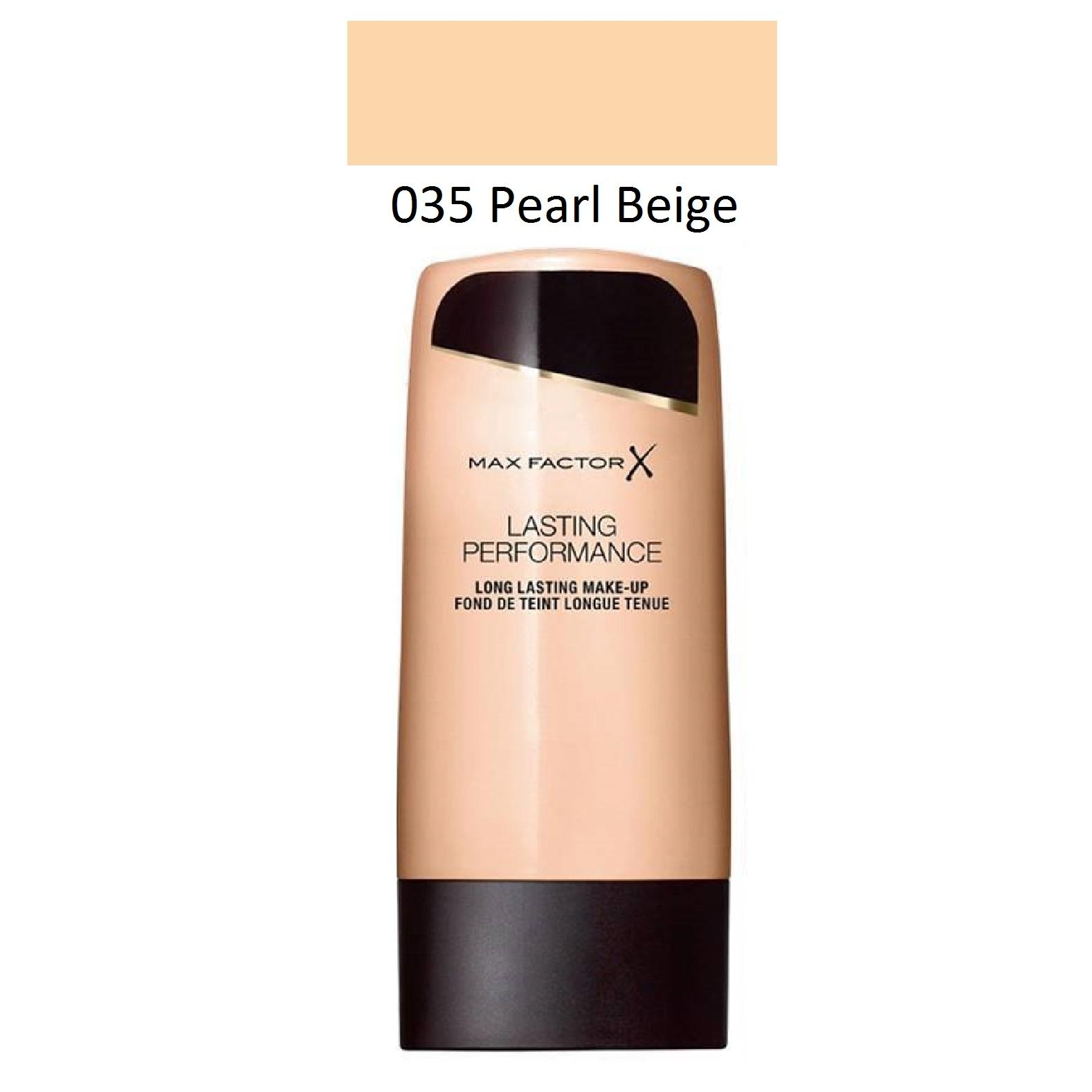 Max Factor Lasting Performance Foundation 035 Pearl Beige