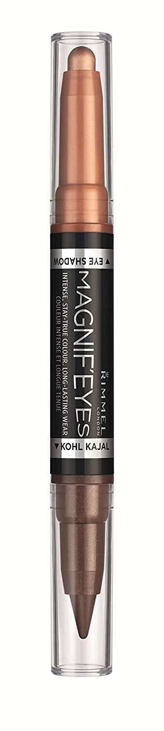 Magnifeyes Pen & Eye Liner - Kissed By A Rose Gold 002