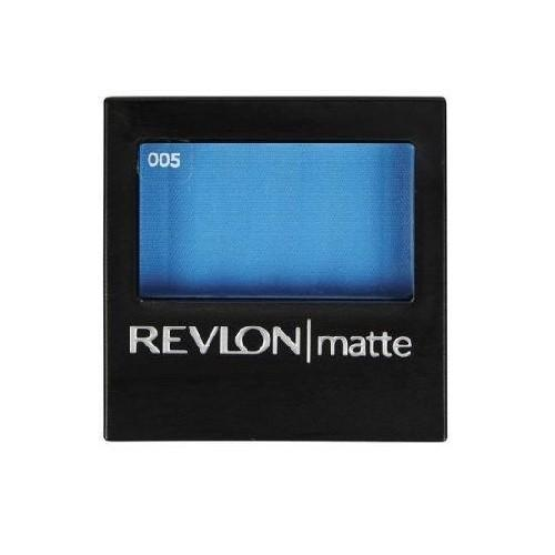 Revlon Matte mono eye shadow Venetian Blue