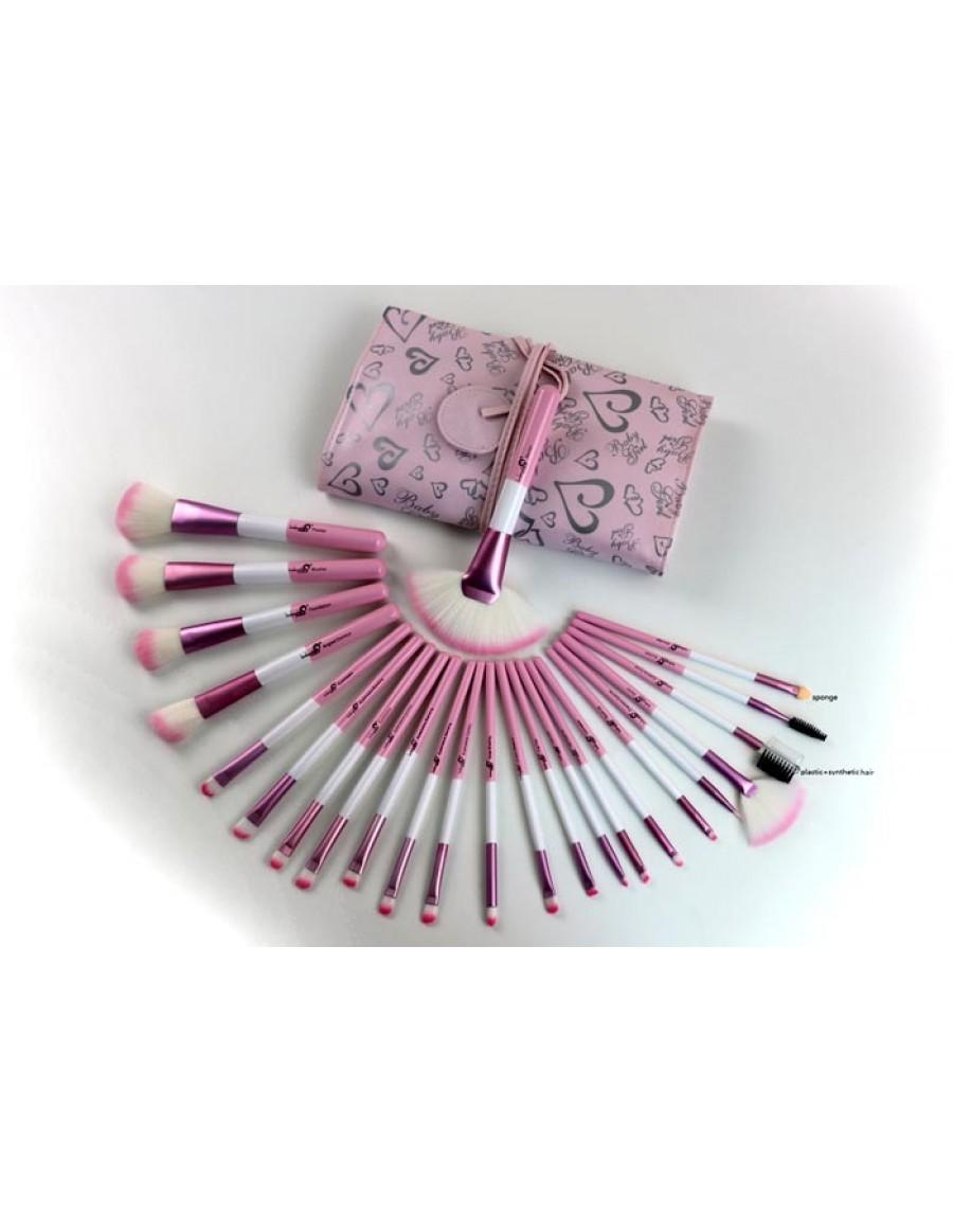 London Pride Cosmetics 24 Piece 'Studio Masterpiece' Brush Set