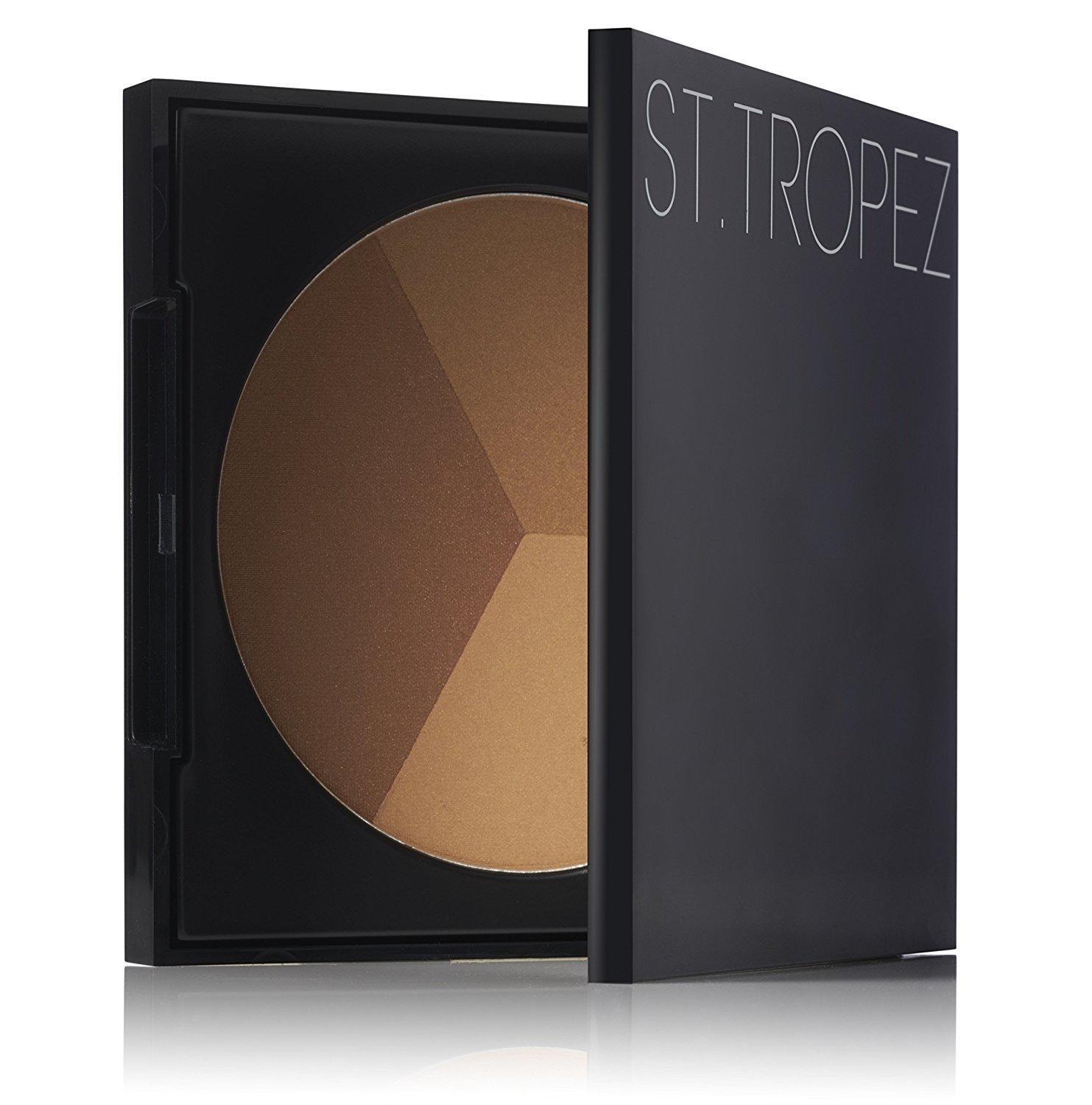 St. Tropez 3-in-1 Bronzing Powder Palette