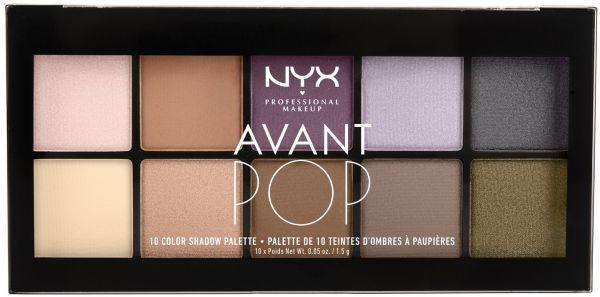 Eyeshadow Palette - Nouveau Chic