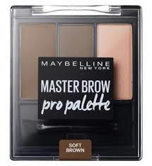 Brow Pro Palette - Soft Brown