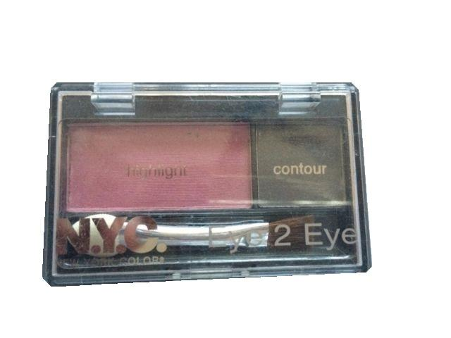NYC Eye 2 Eye Duo - 801B Pink Ink