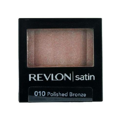 Revlon Satin Eye Shadow - 010 Polished Bronze