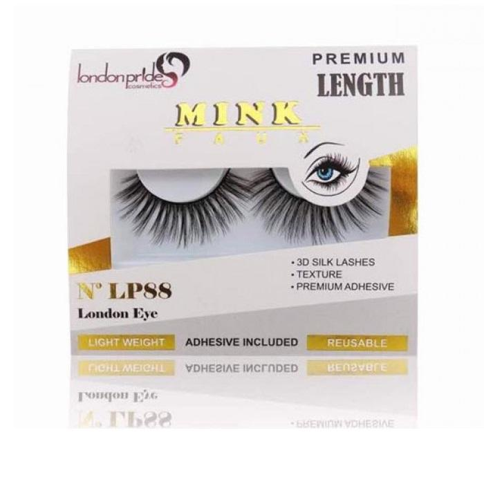 London Pride Cosmetics Faux Mink Lashes