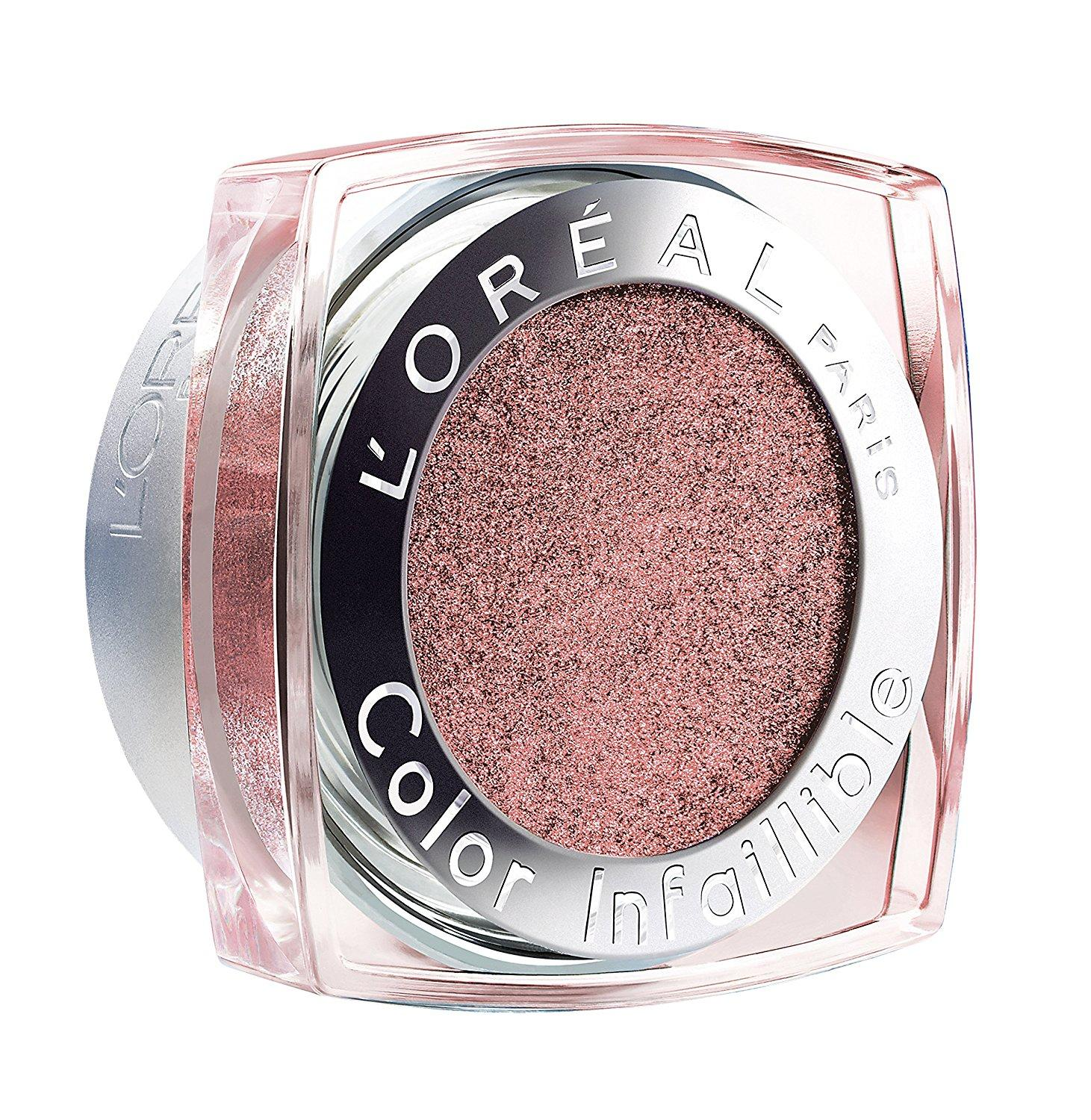 L'Oreal Color Infallible Eye Shadow 017 Sweet Strawberry