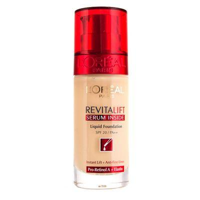 L'Oreal Revitalift Serum Inside Foundation 120