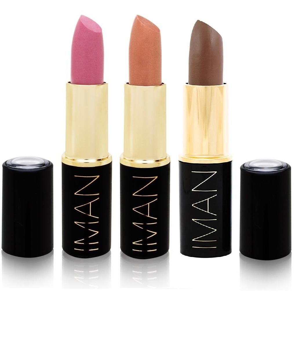 Iman Luxury Lipstain