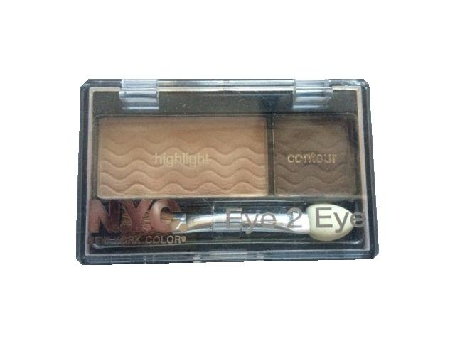 NYC Eye 2 Eye Duo - 803B Chocolate Kiss