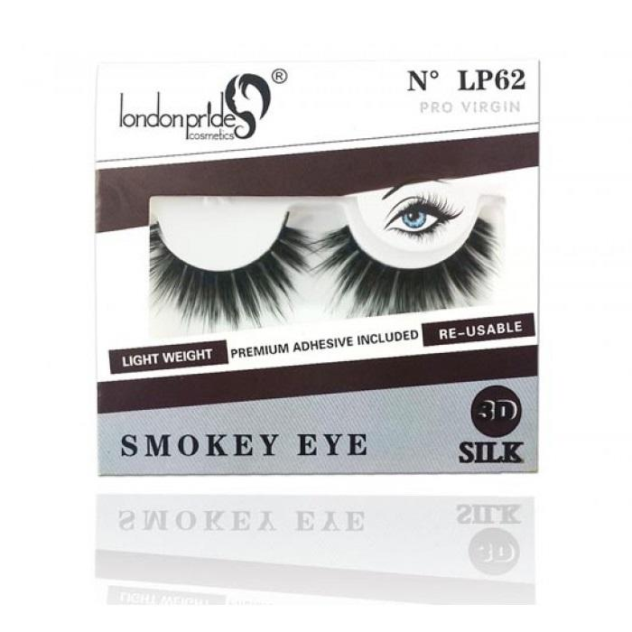 London Pride Cosmetics False Lashes 3D Silk