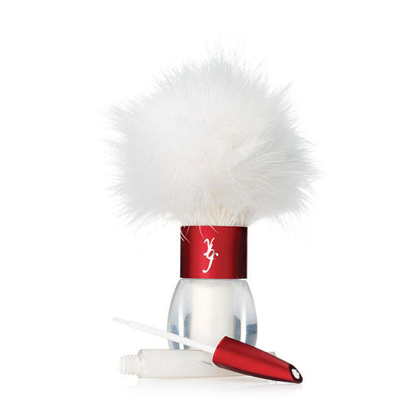 YBF Parisian Plumes with Glisten & Gleam Lip Gloss