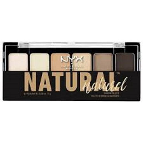 Eye Shadow Palette - Natural