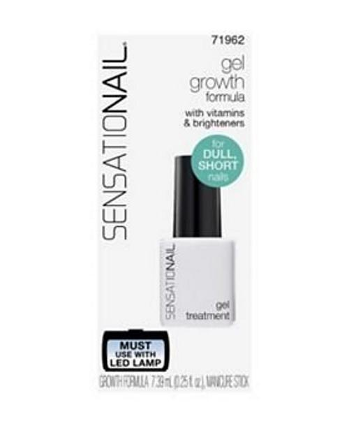 Gel Growth Formula - UNBOXED