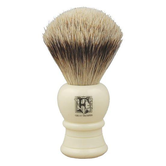 Geo F Trumper SB3 Super Badger Shaving Brush