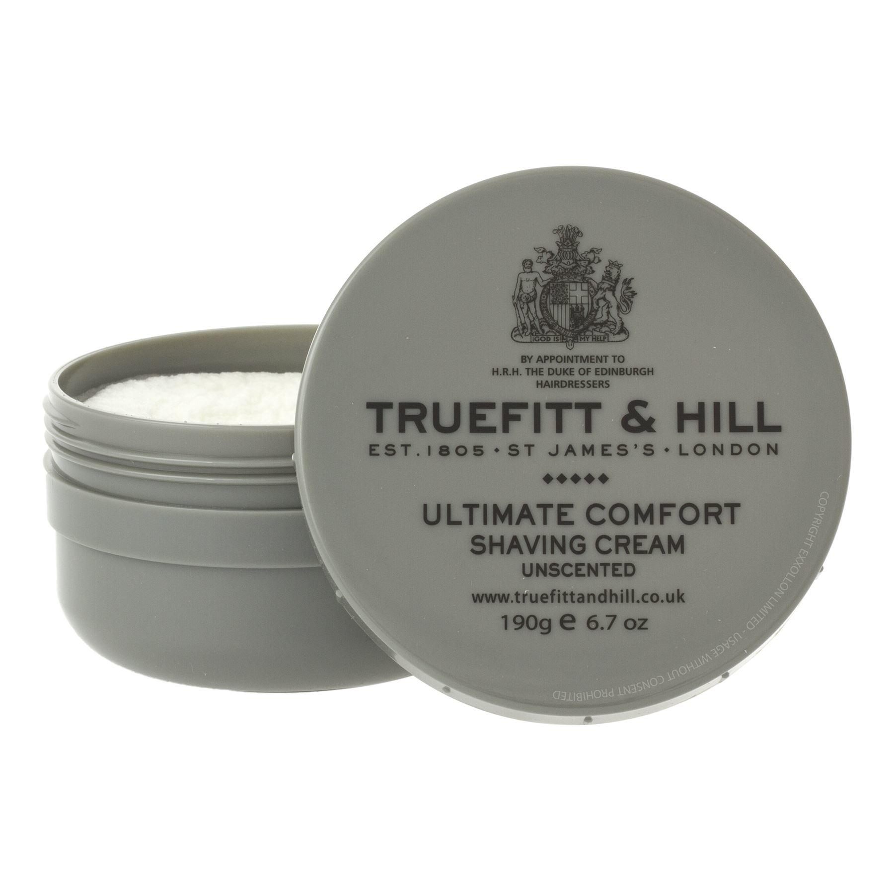 Truefitt & Hill Ultimate Comfort Shaving Cream Bowl