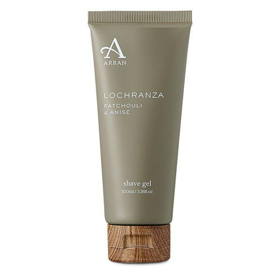 Arran Aromatics Lochranza Patchouli & Anise Shaving Gel