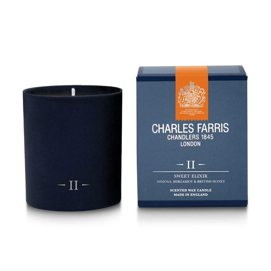 Charles Farris Sweet Elixir II Single Wick Candle