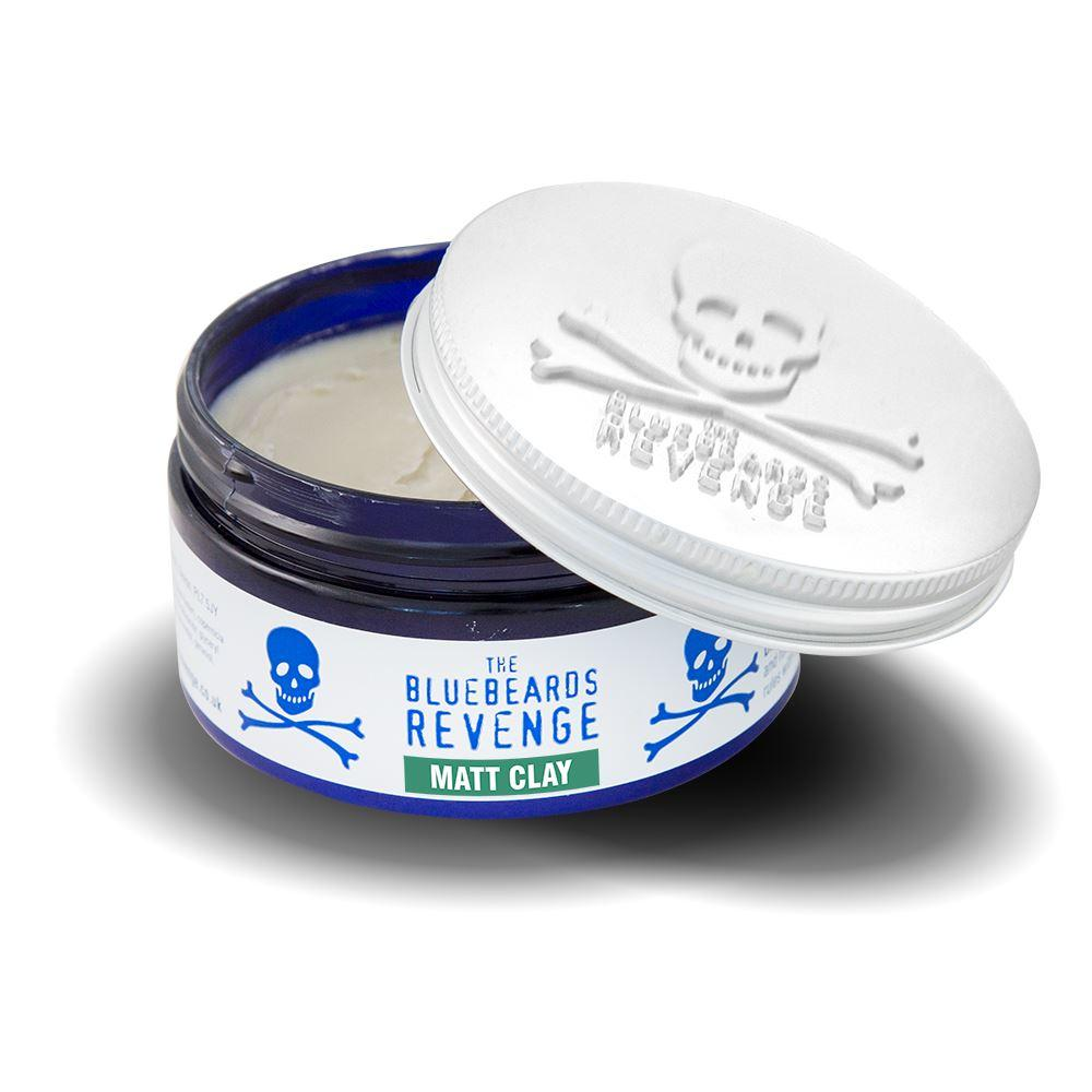 Bluebeards Revenge Matt Hair Styling Clay (100ml)