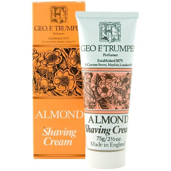 Geo F Trumper Almond Shaving Cream Tube