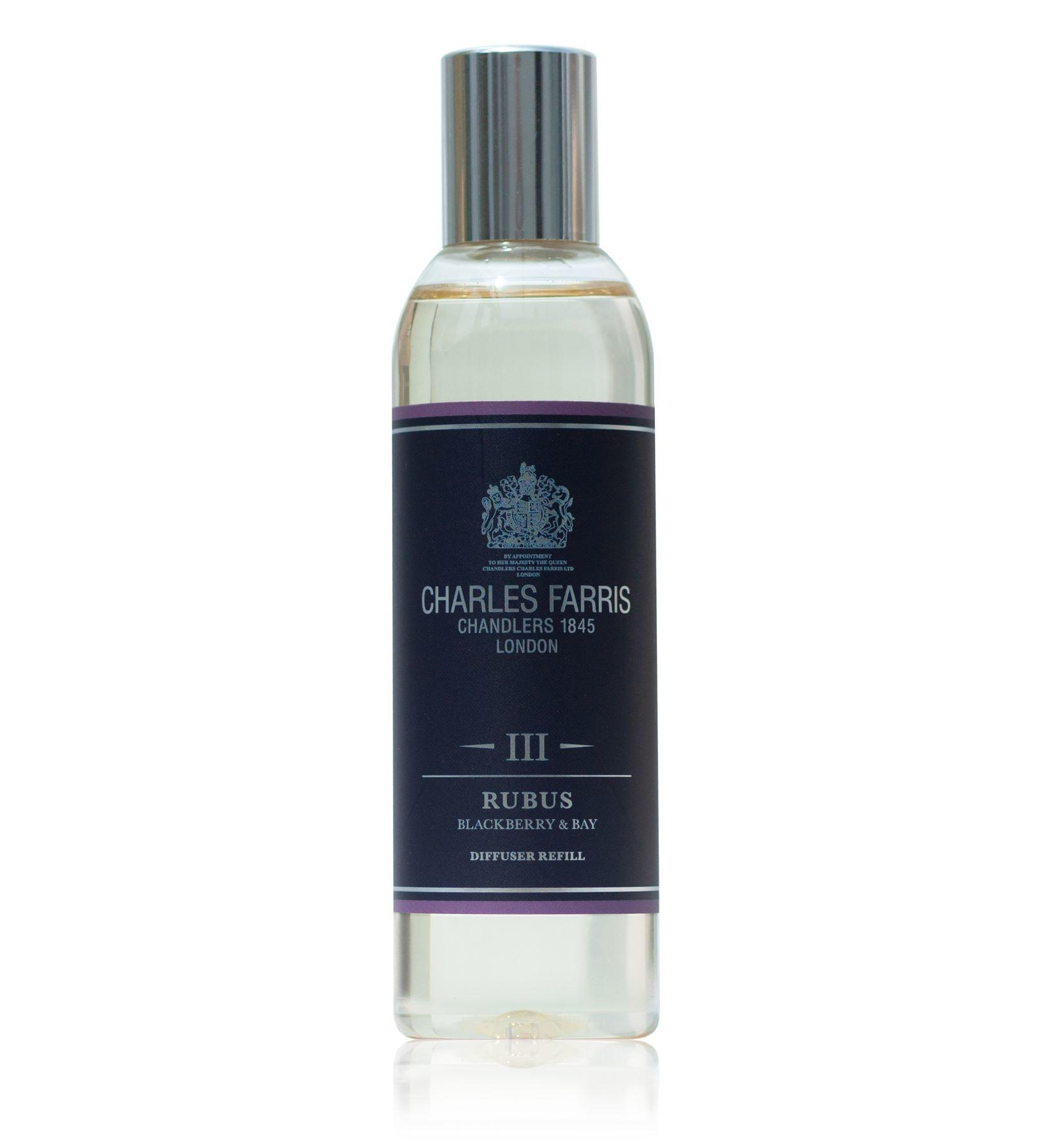 Charles Farris III Rubus Reed Diffuser Oil Refill