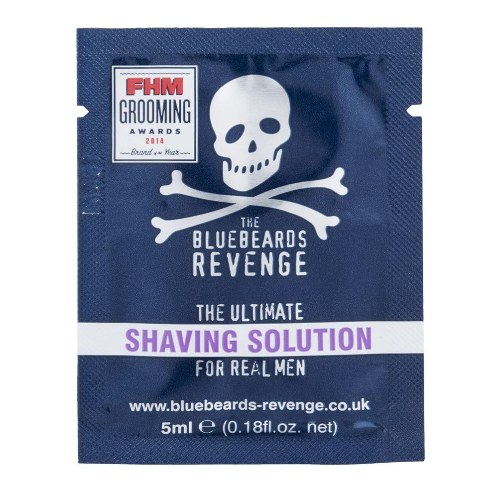 Bluebeards Revenge Shaving Solution Sample Sachet (3ml)