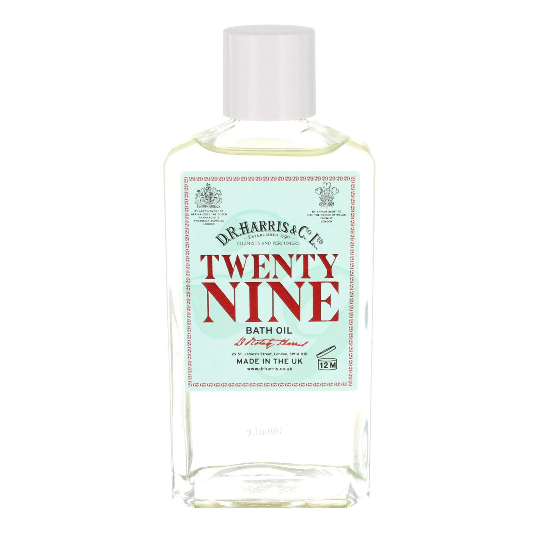 DR Harris & Co 30ml Twenty Nine Eau de Toilette Splash