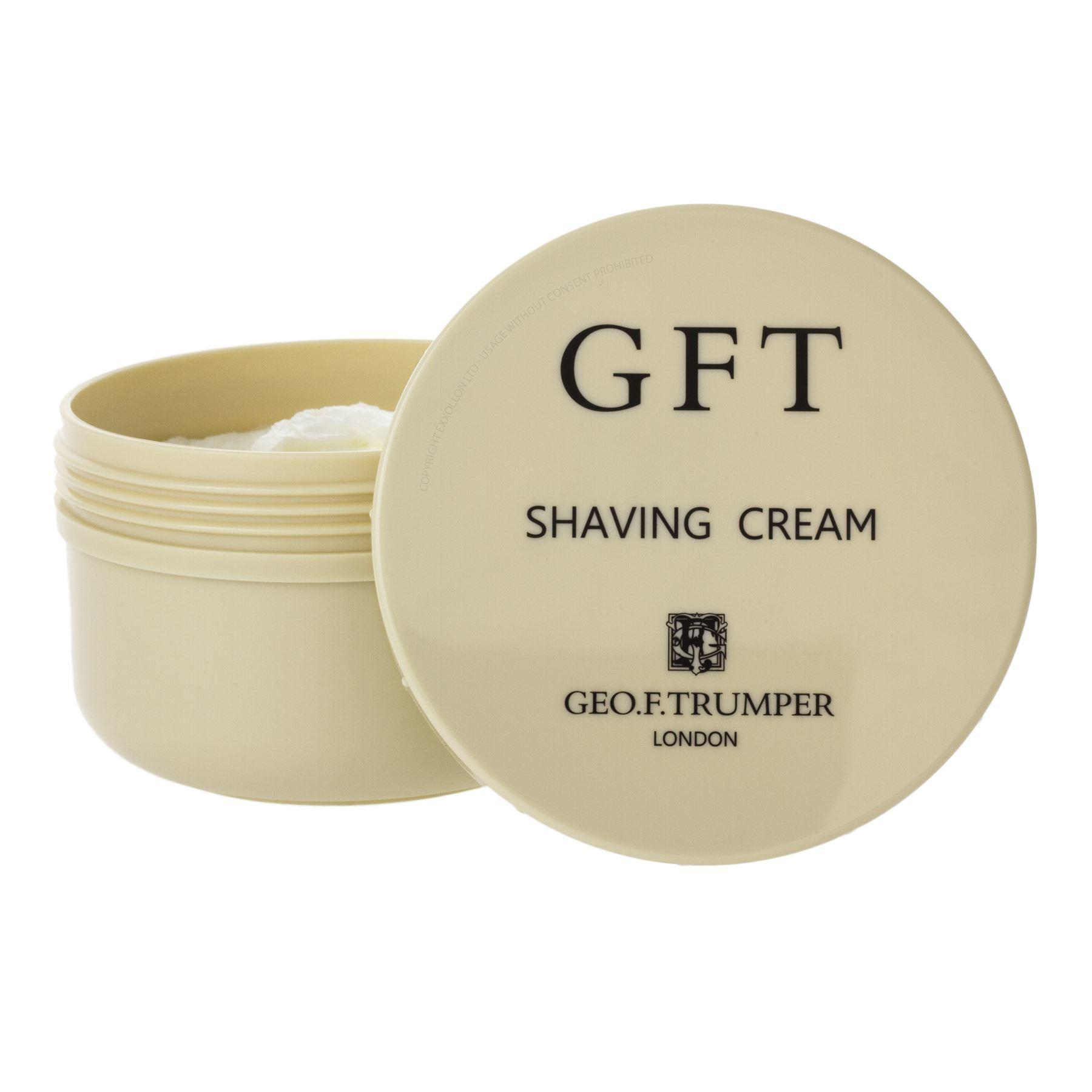 Geo F Trumper GFT Citrus Shaving Cream Bowl