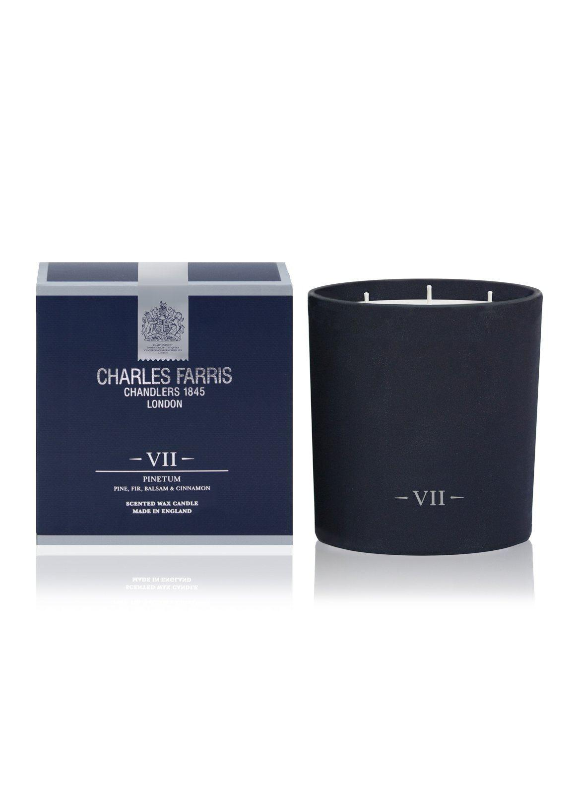 Charles Farris Pinetum 3 Wick Candle