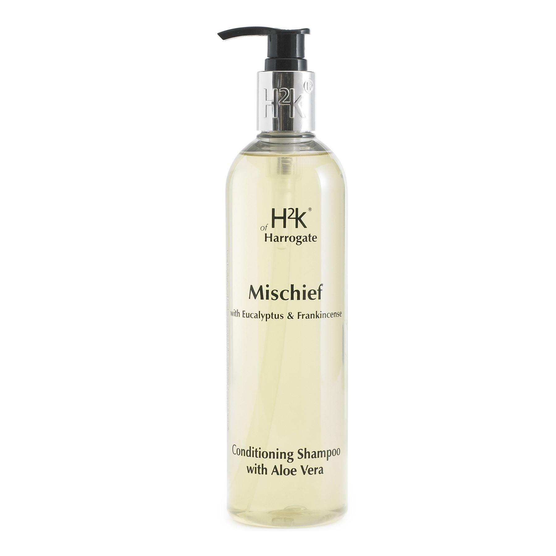 H2K Mischief Large, 400ml Conditioning Shampoo