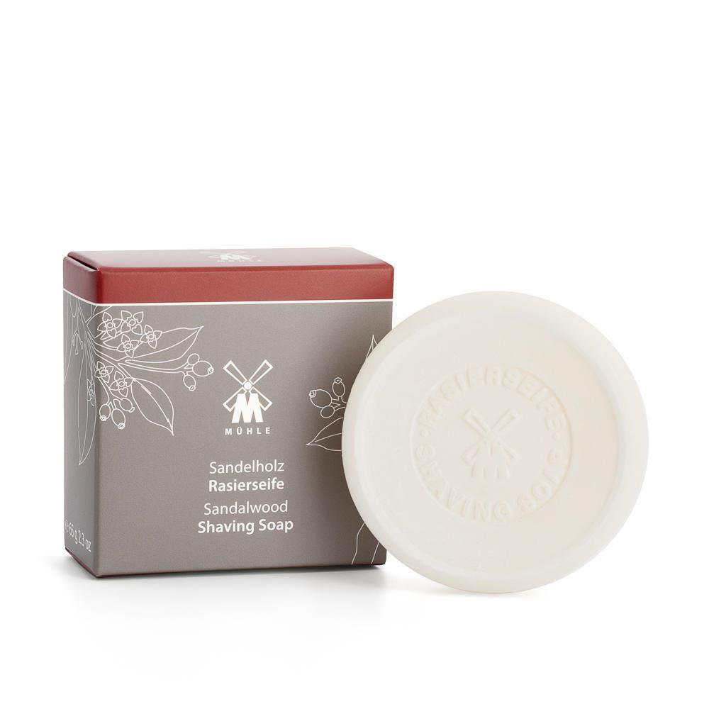 Muhle Sandalwood Shaving Soap Refill (65g)