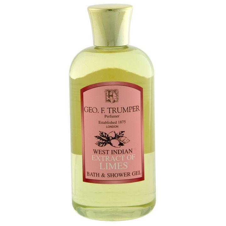 Geo F Trumper Small Extract of Limes Bath & Shower Gel