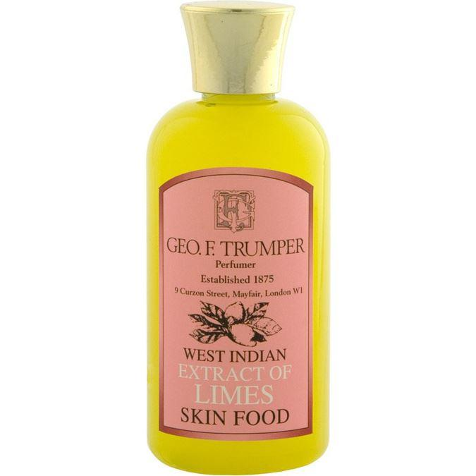 Geo F Trumper Medium West Indian Extract of Limes Skin Food