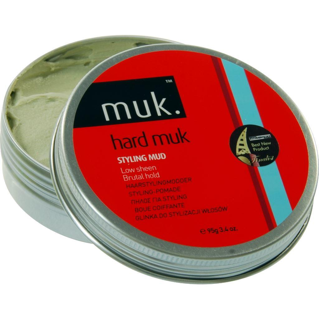 MUK Hard Large Hair Styling Mud/Clay