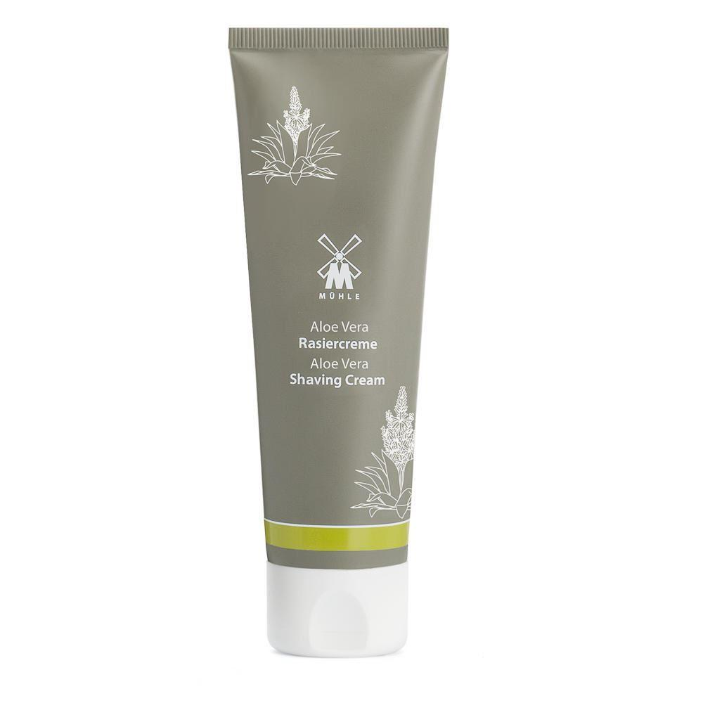 Muhle Aloe Vera Shaving Cream Tube (75ml)