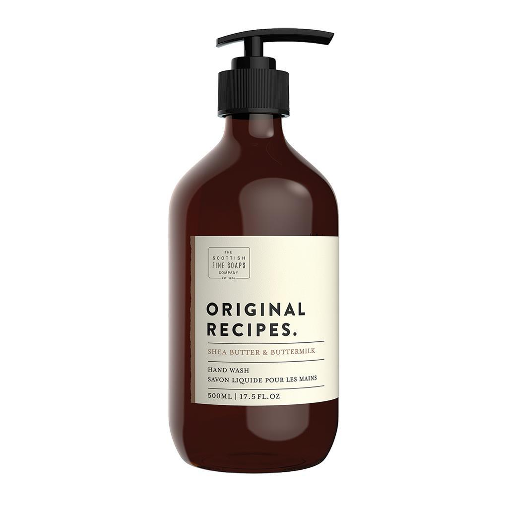Scottish Fine Soaps Shea & Buttermilk Hand Wash (500ml)