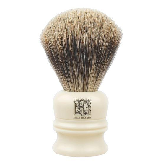Geo F Trumper GT2 Best Badger Hair Shaving Brush