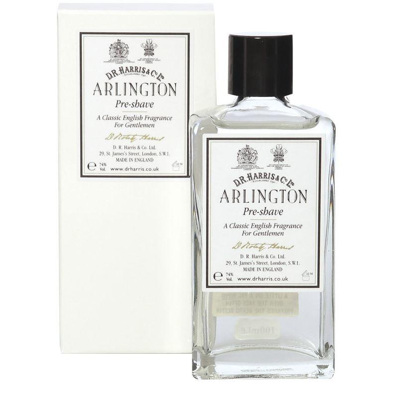 DR Harris & Co Small 100ml Arlington Pre-Shave Lotion