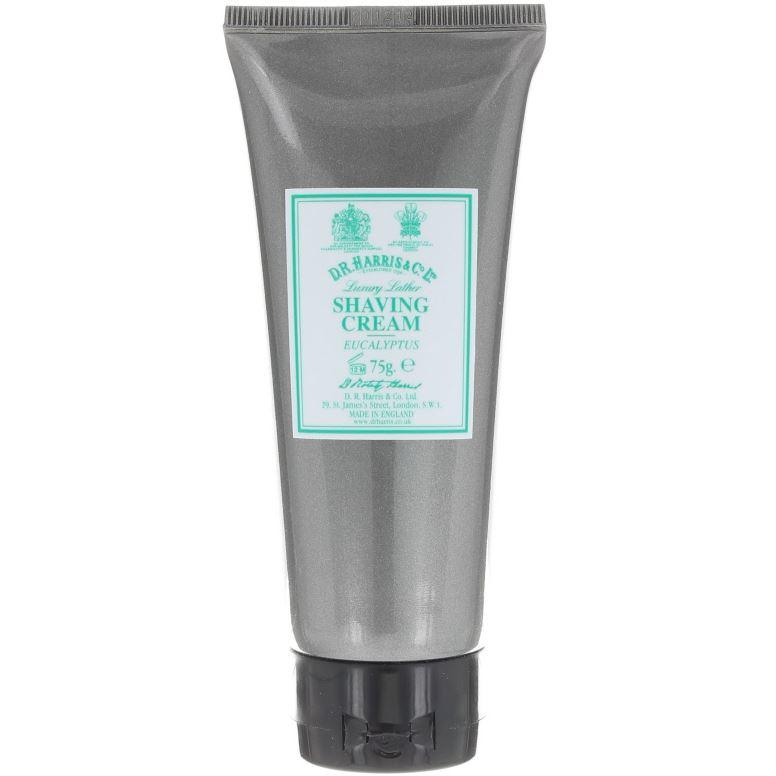 DR Harris & Co Eucalyptus Shaving Cream Tube