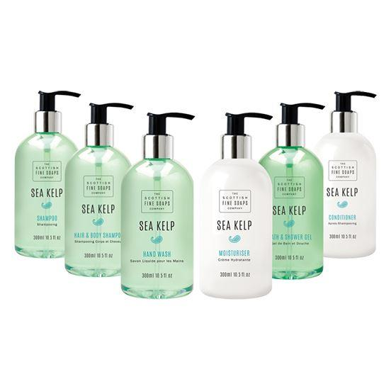 Scottish Fine Soaps Sea Kelp Set