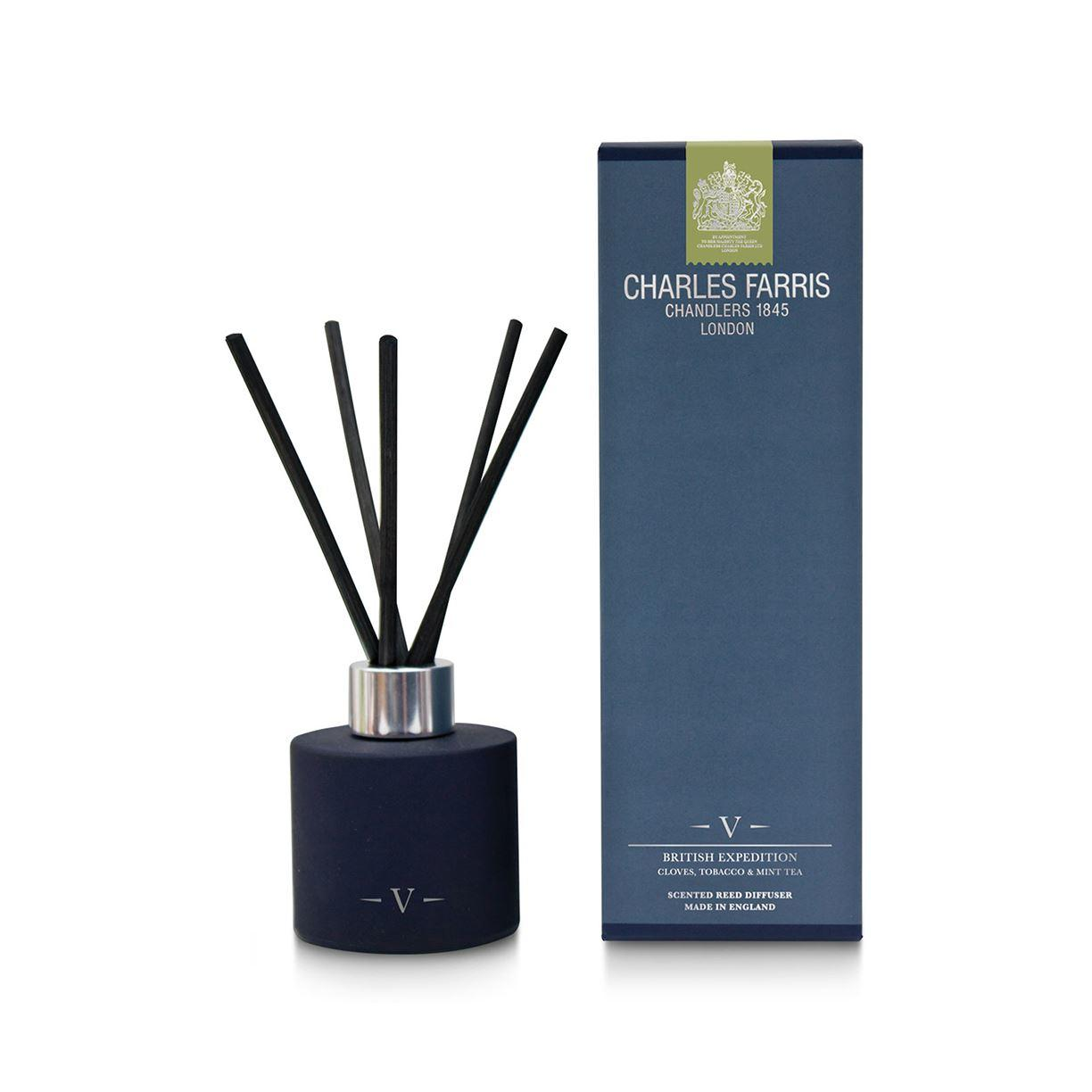 Charles Farris V British Expedition Reed Diffuser