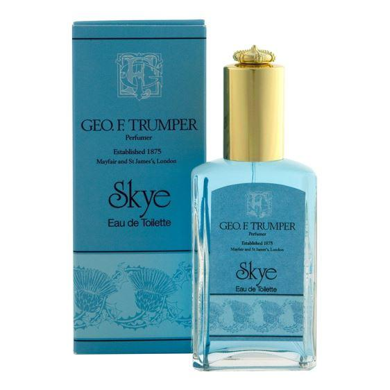 Geo F Trumper Skye Eau de Toilette in Glass 50ml Atomiser Bottle