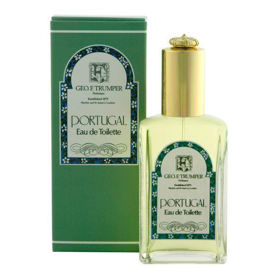 Geo F Trumper Portugal 50ml Eau de Toilette in Glass Bottle