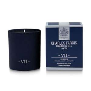 Charles Farris Pinetum VII Single Wick Candle