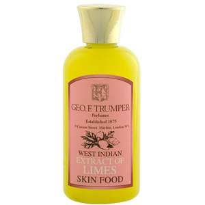 Geo F Trumper Large West Indian Extract of Limes Skin Food