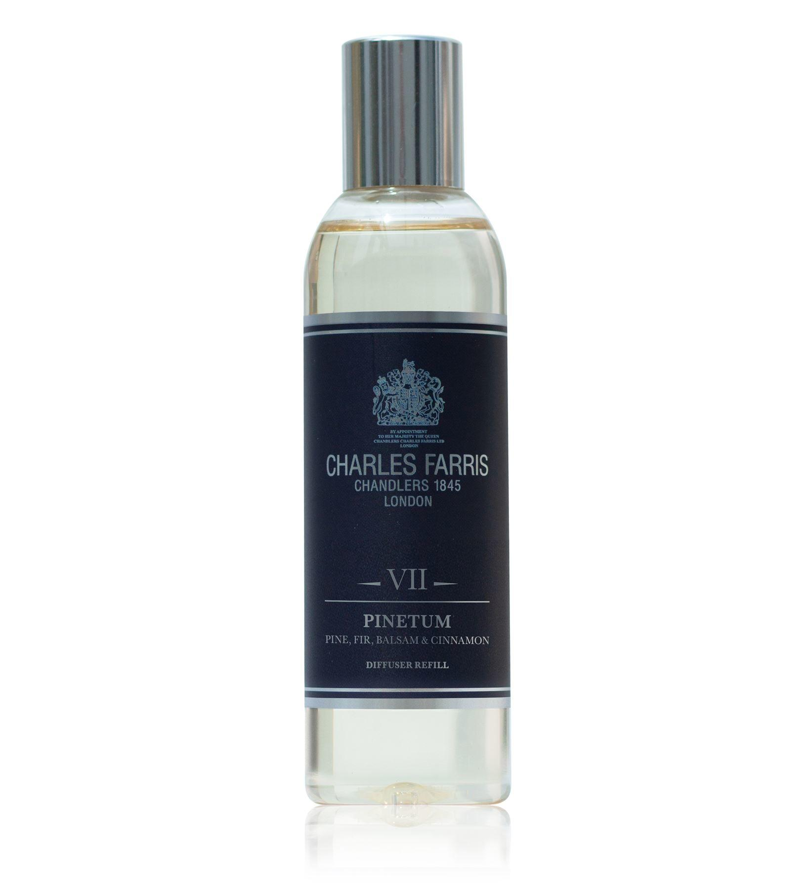 Charles Farris VII Pinetum Reed Diffuser Oil Refill
