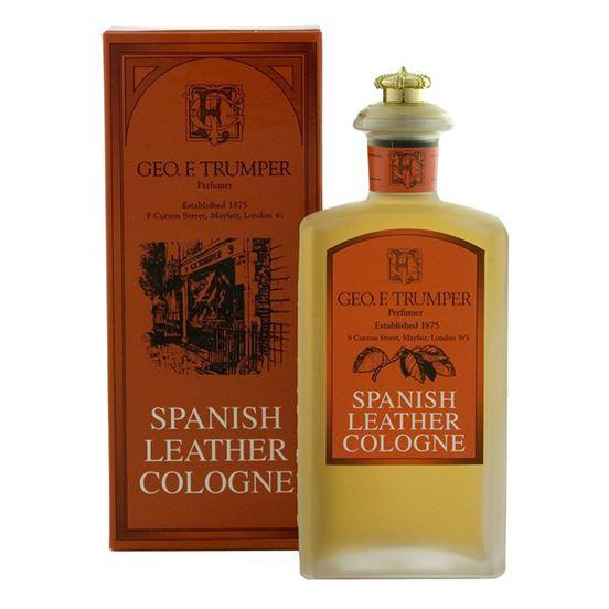 Geo F Trumper Spanish Leather Large Splash Cologne